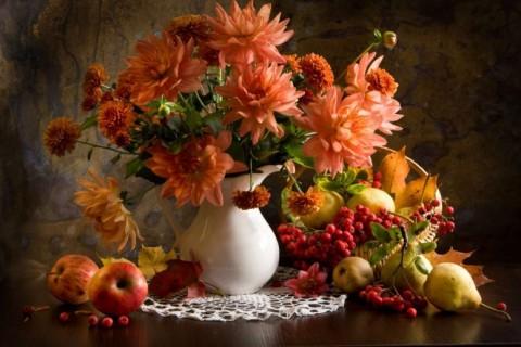 Novembarske slave i cvetni pokloni