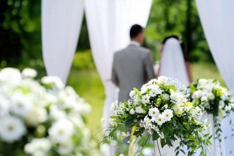 Izbor cveća za venčanje iz snova