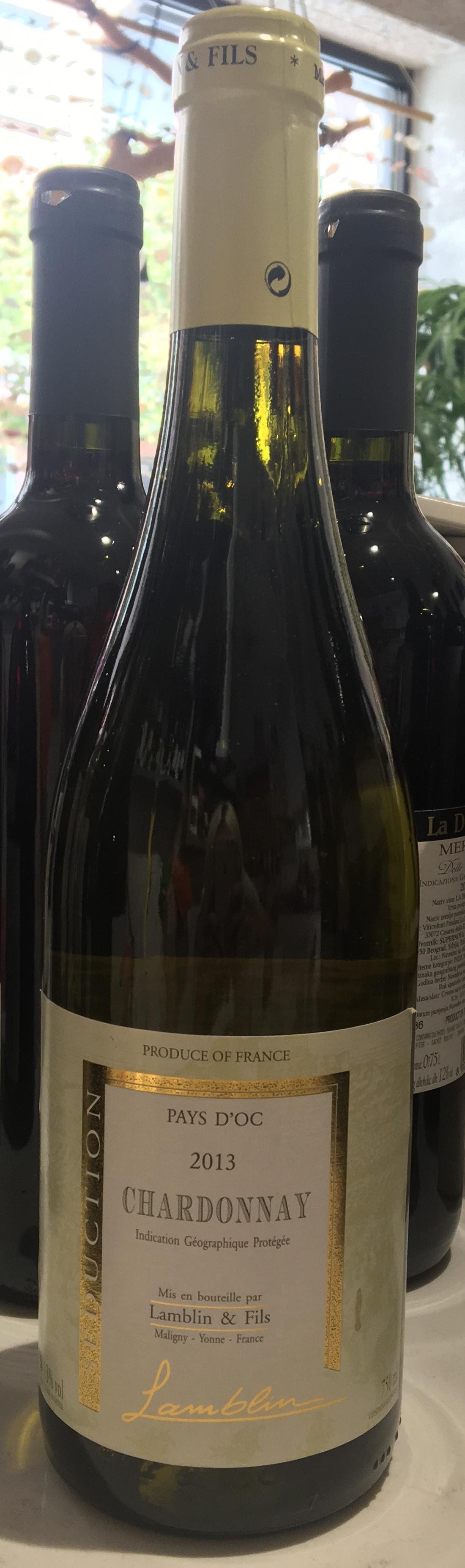 Lamblin - Chardonnay