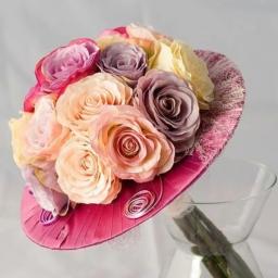 Bidermajer ruže