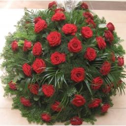 Venac 40 ruža