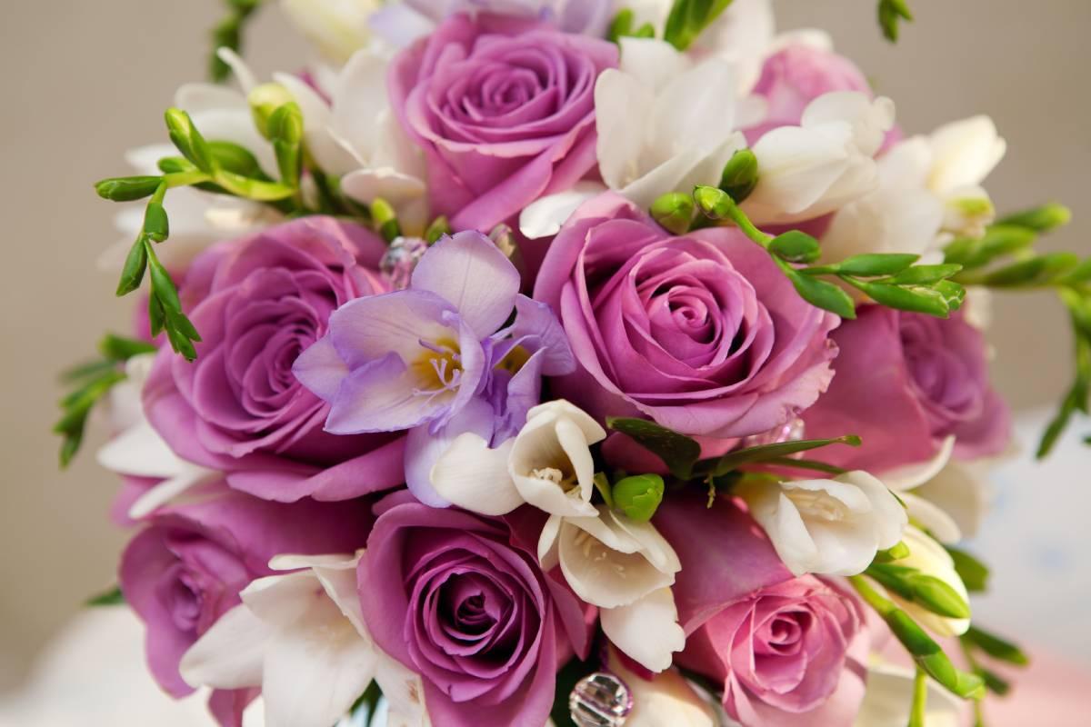 cvetni aranzmani poklon za mladence