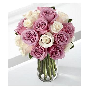 cvetni aranžman od ruža