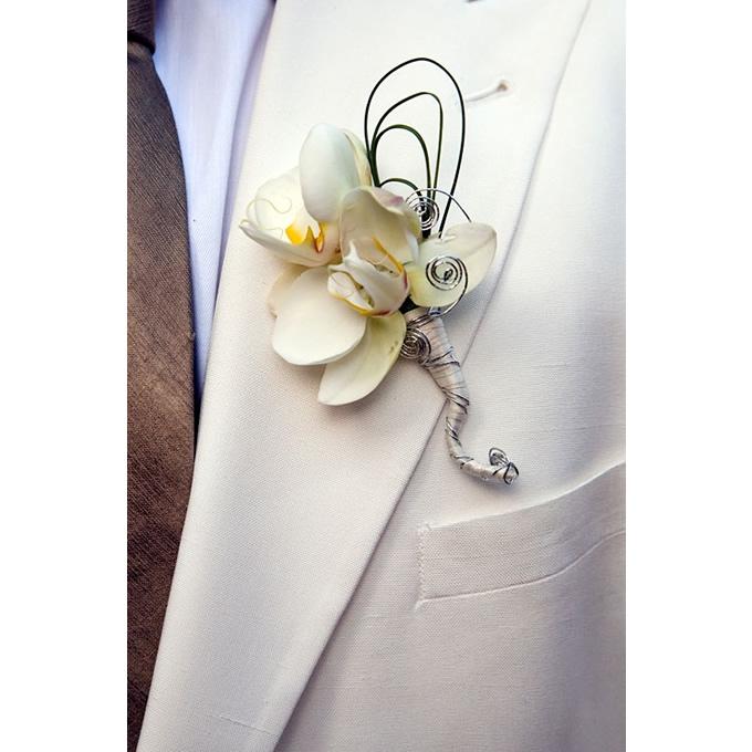 Cvet za rever penelopsis orhideja