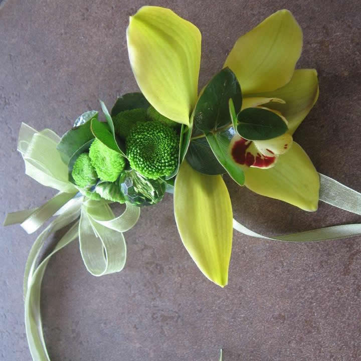 Cvet za ruku orhideja