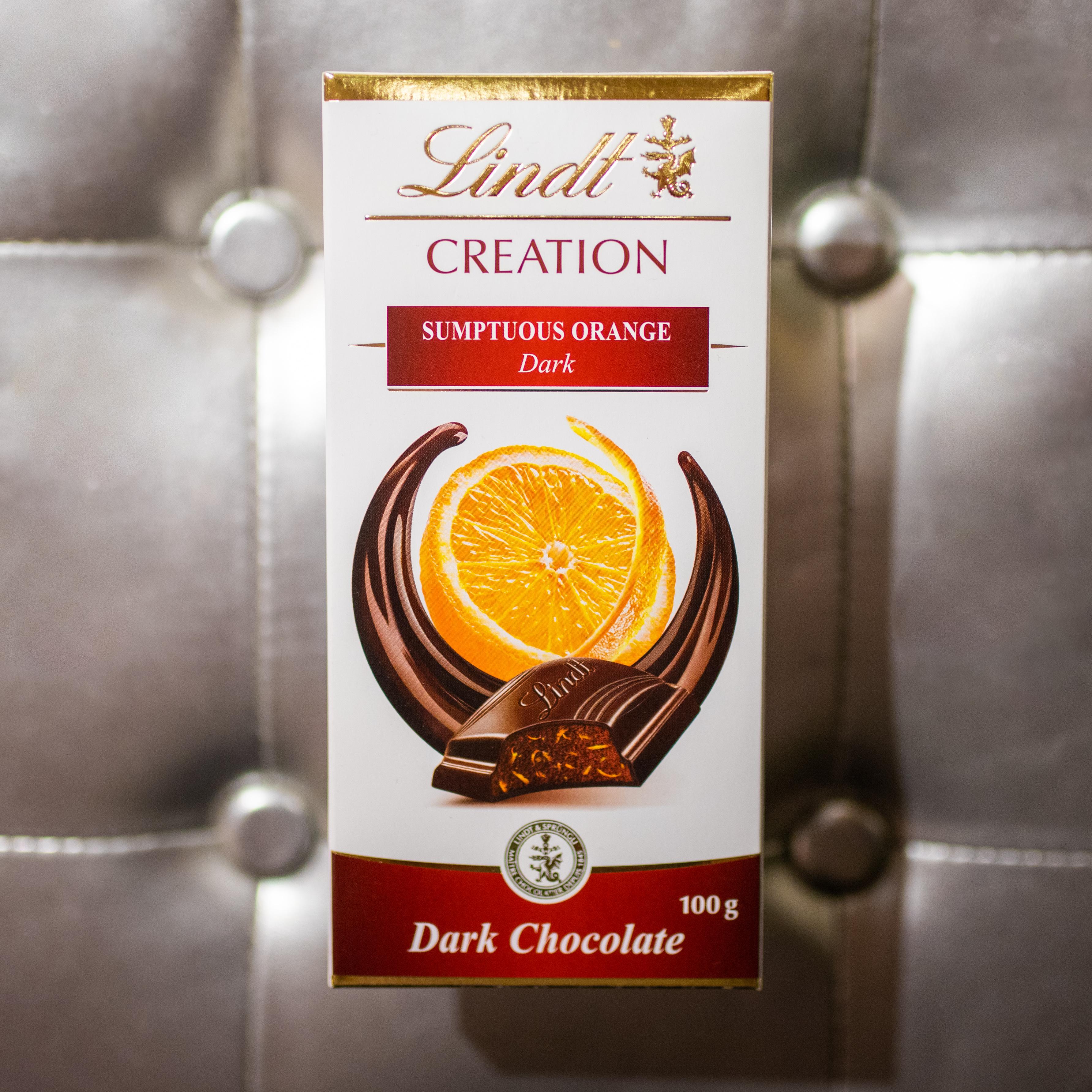 LINDT CREATION orange