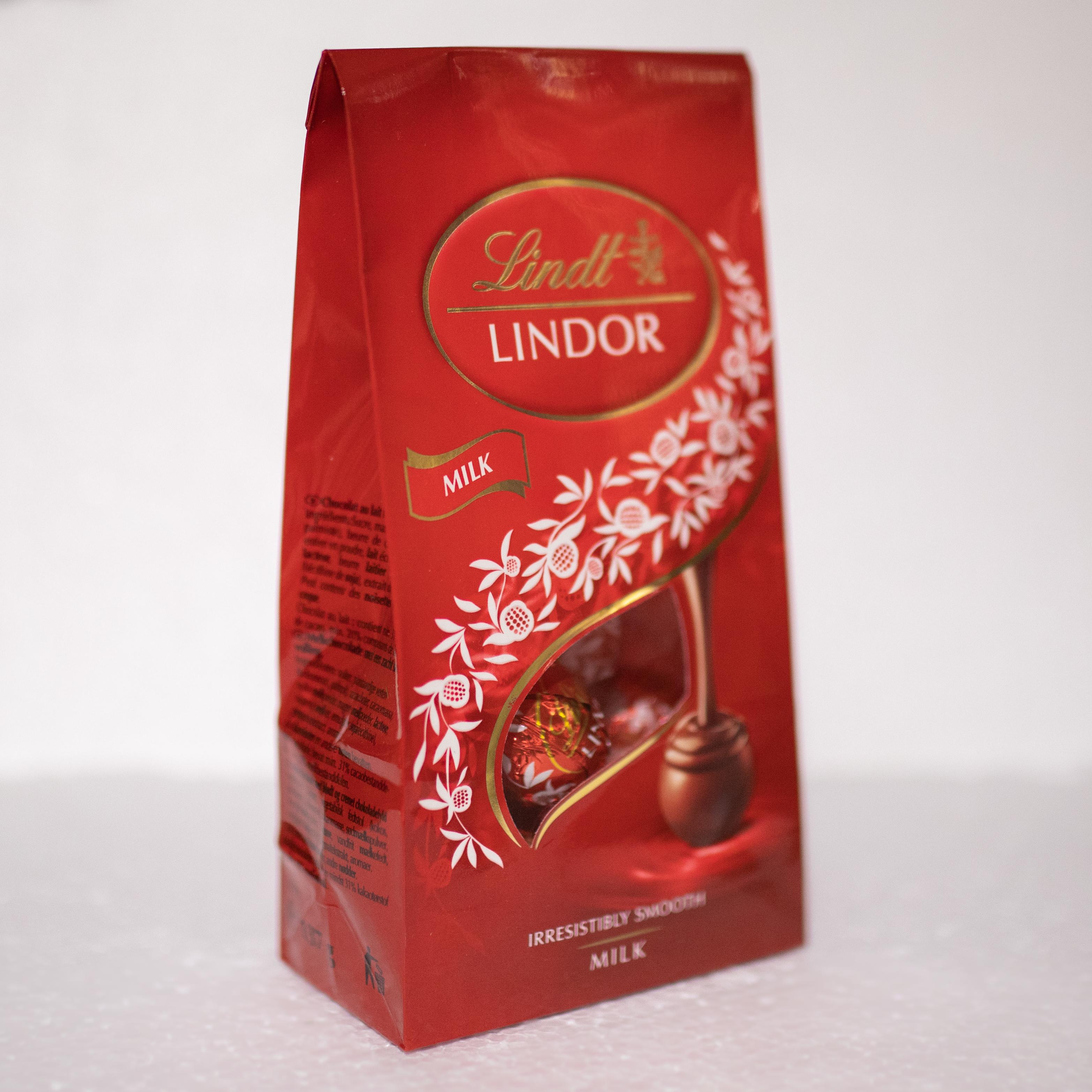 Lindt Lindor kesica mlečna i više ukusa