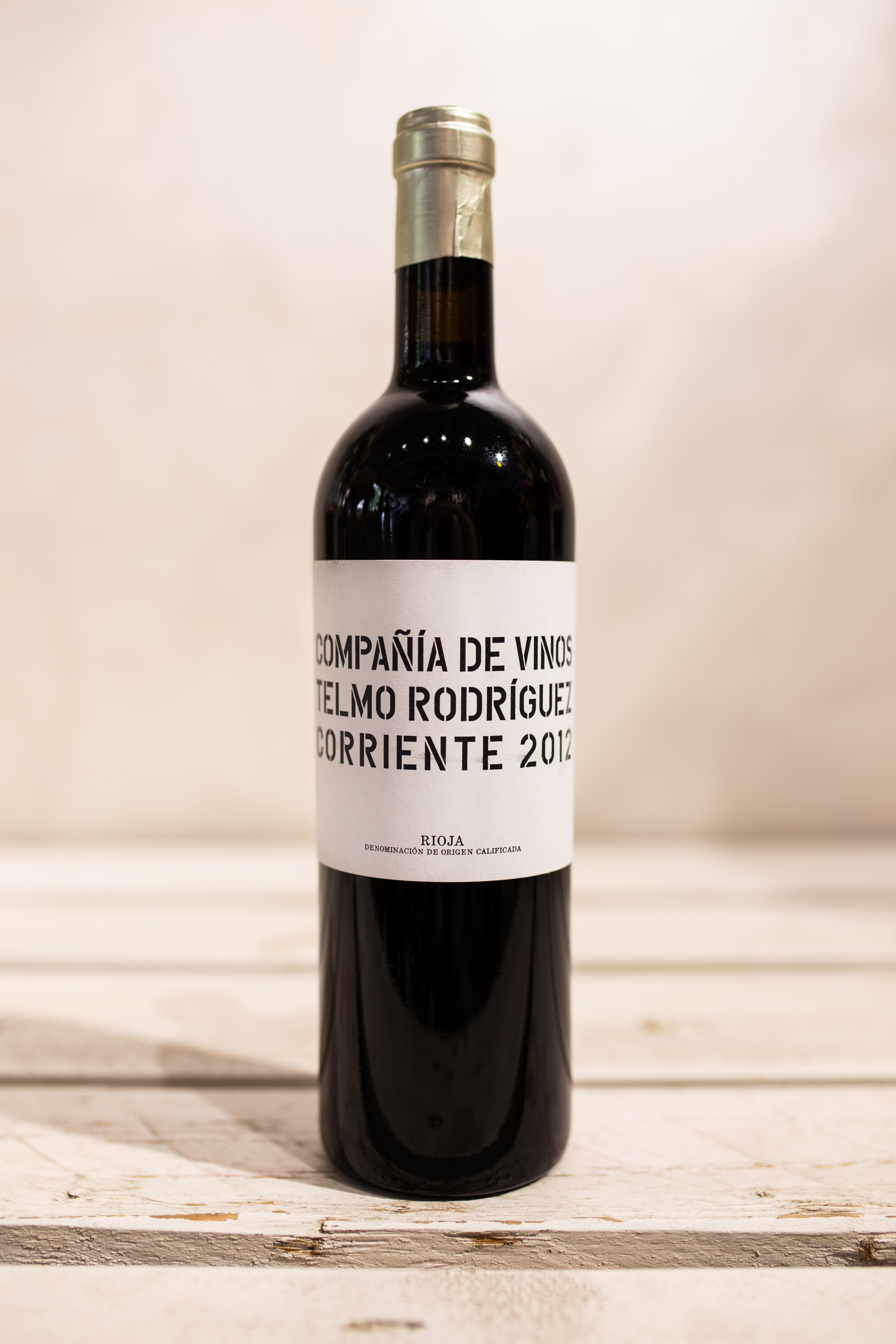 Rioja Telmo Rodriguez 2012
