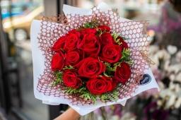 Buket 15 EKV ruža