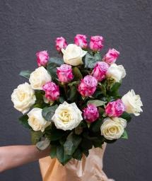 Buket 19 ruža