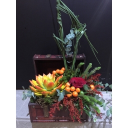 Cvetni aranžman eceverija
