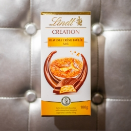 LINDT CREATION creme brûlée