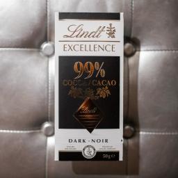 LINDT crna čokolada 99%