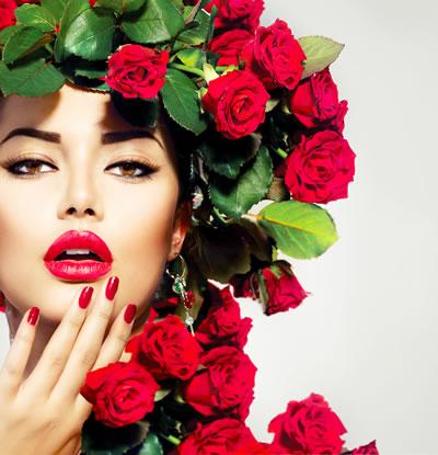 Buketi crvenih ruža su najlepši buketi cveća
