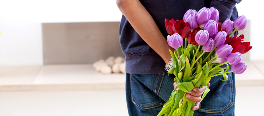Romantično cveće za dan zaljubljenih
